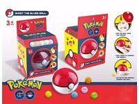 Pokemon Go Pokeball Pokemon Rocket Shot PokeBall Brand New Sealed Box