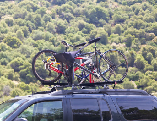 Roof-Mounted Bike Rack Buying Guide