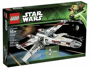 LEGO : Item 10240: Red Five X-Wing Starfighter : Star Wars