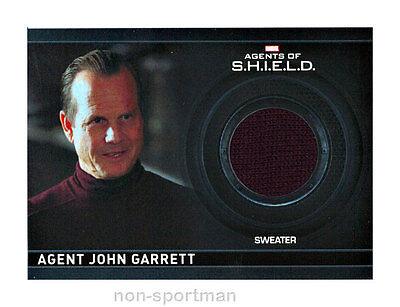 MARVEL AGENT OF SHIELD SEASON 1 COSTUME CARD CC12 AGENT JOHN GARRETT