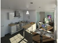 2 Bedroom newly refurbished apartments in Macclesfield, Cheshire to rent