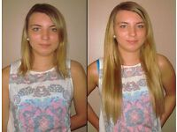 Realistic Looking Human Hair Extensions, Mobile, No Glue, Special Offers