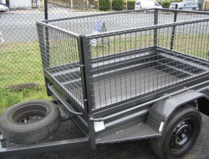 Car and Box Trailers To You.             from $25.00 Lugarno Hurstville Area Preview