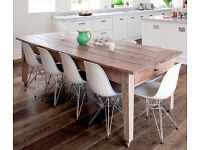 Eames style Mid Century Modern Dining Chairs