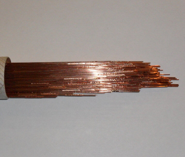 "4 LBS .045"" ER-70S-2 Mild and Carbon Steel Tig 36"" Rod"
