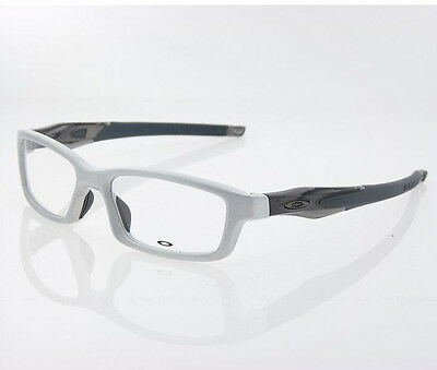 NEW Oakley CROSSLINK PRO Prescription Aluminum Frame Eyewear Glasses 53mm (Aluminum Eyewear)