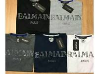 BALMAIN T SHIRTS ALL SIZES