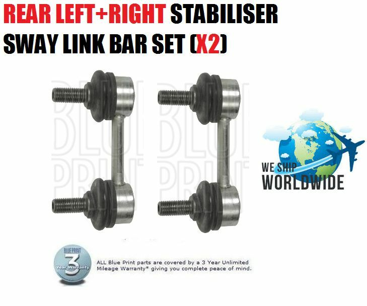 FOR LEXUS GS300 1993-1997 NEW REAR LEFT + RIGHT STABILISER SWAY LINK BAR SET