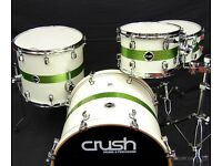 CRUSH drumkit
