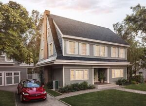 Free Tesla supercharging and solar roof token