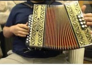 Hohner,  Vienna  model accordeon/accordion