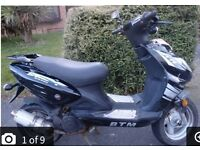 125cc moped spares repairs