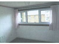 spacious ground floor 2 bedroom flat to let in handy edge of town centre with off road parking