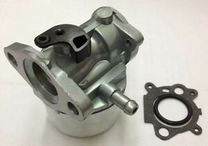 Carburetor replaces B&S Nos. 497586, 498170 & 799868.