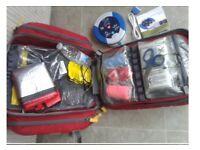 Medical Statpack and Heartsine Samaritan AED
