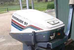 Outboard  motor. Thebarton West Torrens Area Preview