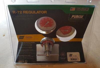 New In Package Esab Purox R-72-15-510 Acetylene Regulator 21525