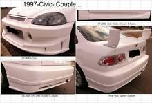 Body kits Honda Civic 1998 hatch and sedan, side skirts , Braybrook Maribyrnong Area Preview
