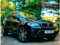 SOLD 2013 BMW X5 M50d TRIPLE TURBO M Performance xDrive Auto / X6 40D 30D