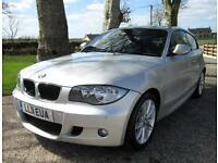 2011 BMW 1 SERIES 116i M Sport 3dr - Automatic - 1 Owner - FSH!
