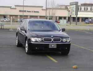 2004 BMW 7-Series 745LI for sale GREAT CAR