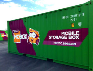 Mobile Storage Rentals - Adams Mobox - 6x7 to 8x20