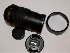 Nikon DX  and FX Equipment