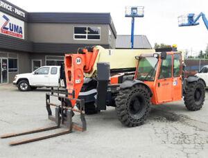 2010 JLG G10-55A Telehandler Zoom Boom For Sale