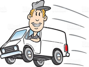 Courier service! Contact us TODAY!