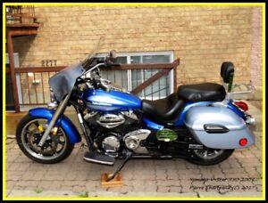 DOIT VENDRE AVANT L'HIVER YAMAHA V-STAR 950 2009