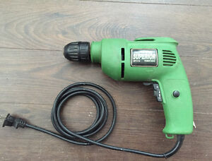 Drill and jig saw