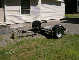 Tow Dolly (like new)
