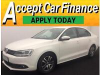 Volkswagen Jetta 1.6TDI ( 105ps ) BlueMotion Tech FROM £31 PER WEEK.