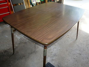 Vintage Dining table 1950's
