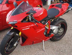2008 ducati 1099s Extremly low KM OBO