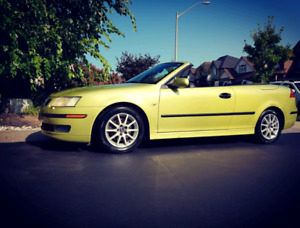 2005 Saab 93 Turbo ARC Edition Convertible