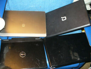 Multicore laptops selling for parts 7  in all
