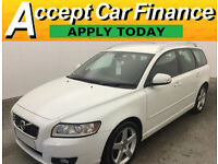 Volvo V50 1.6D DRIVe SE FINANCE OFFER FROM £38 PER WEEK!