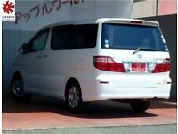 2008 (08) TOYOTA ALPHARD 3.0 V6 Auto MZ G Edition Sunroof Curtains FRESH IMPORT