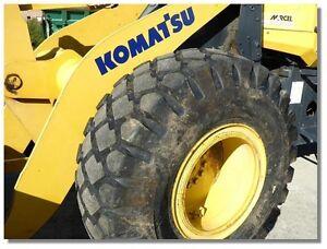 KOMATSU WA250-6 Wheel Loader with 4037 Hours London Ontario image 10