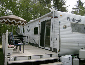 FOR SALE 33 FT KEYSTONE HIDEOUT CAMPER TRAILER