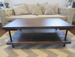 Rustic Coffee/End Tables