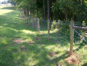 Ground Up Farm & Ranch Fencing