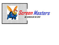 ScreenMasters mobile window and Door Screen Repairs 612-5555