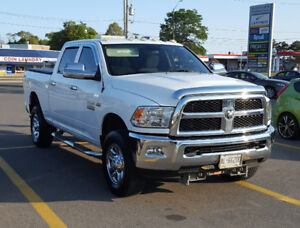 2015 Dodge Power Ram 2500 4wd Pickup Truck