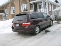 2007 Honda Odyssey Familiale