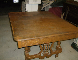 Antique Dining table for sale. Peterborough Peterborough Area image 1