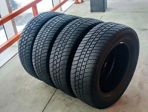 Set of four 205/65/15 Motomaster se all season tires