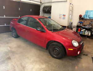 2005 Dodge Neon for sale!!!