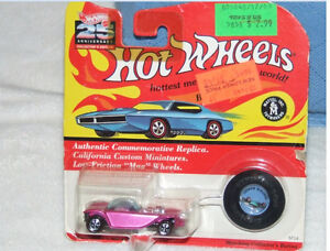Hot Wheels Anniversary Cars (2) - All Different - $10.00 +